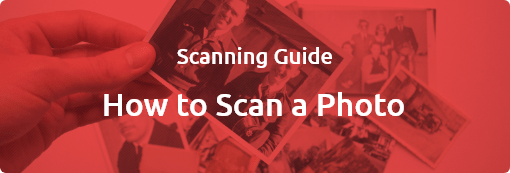 How to Scan a Photo for Restoration